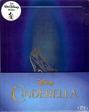 Cinderella Limited Edition SteelBook w/SlipCover (Region A, B & C Thailand)