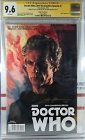 🌟 CGC 9.6 NM+ 2X-SIGNED DOCTOR WHO 2016 CONVENTION SPECIAL #1 Alice Zhang TITAN