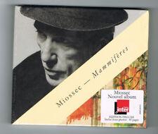 MIOSSEC - MAMMIFÈRES - ÉDITION DELUXE - 11 TITRES - 2016 - NEW NEUF NEU