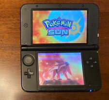Black Nintendo 3ds xl W/ 4GB SD Card