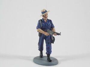 King & Country. Patrolling Gurkha Policeman. Singapore Armed Forces SAF003. MIB