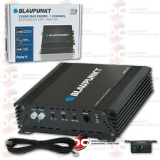 BLAUPUNKT AMP1501 CAR AUDIO 1-CHANNEL MONO BLOCK AMP AMPLIFIER 1500W MAX PEAK