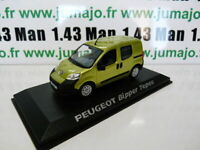 PE24A VOITURE 1/43 NOREV : PEUGEOT Bipper Tepee