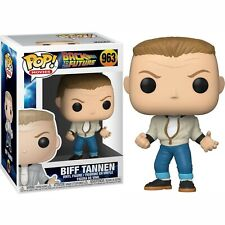 Pop! Funko 963 Back to the Future Vinyl Figure Biff Tannen Film Movie