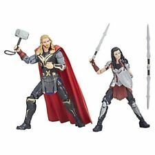 Marvel Legends MCU 10th Thor and Sif 6-Inch Action Figures Set