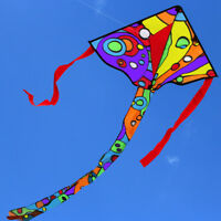 American delivery magic triangle children kites for Beginner factory for kids