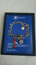 Kim Kardashian Kollection Charm Bracelet~New In A Box