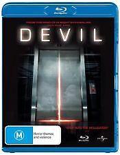 DEVIL - BRAND NEW & SEALED BLU RAY (2011)