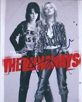 Floria Sigismondi Signed Autographed 8x10 Photo The Runaways Movie Director
