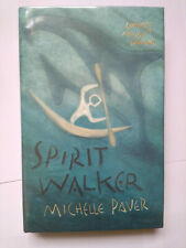 Spirit Walker: Book 2 (Chronicles of Ancient Darkness) Paver, Michelle Signed