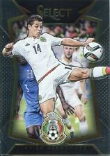 Panini Select Soccer 2015 Base Card #90 Javier Hernandez - Mexico