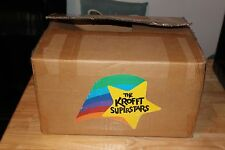 BOX ONLY FOR H.R. PUFNSTUF BEAN PLUSH PUFF N STUFF SID & MARTY KROFFT SUPERSTARS