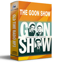 THE GOON SHOW - 90 shows OTR Radio Mp3 audio CD