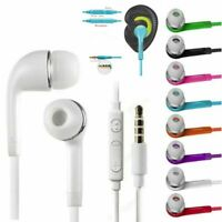 3.5mm In-ear Headphone Earphone Headset With MIC For Samsung S6 Edge Plus S5 S4