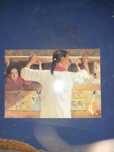 Topps goosebumps trading cards 1996 case closed Card # 14