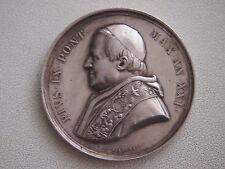 Italia-Vaticano Papa Pio IX. 1846-1878 - ARGENTO-MEDAGLIA - 1866