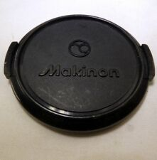 Makinon 52mm rim Front Lens Cap Snap on type