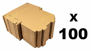 100 x large letter boxes, PIP C5 /A5 DVD,CD, Pricing in proportion, 223x159x22mm