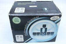 Multimedia 5.1 Speakers Hi Fi Stereo System