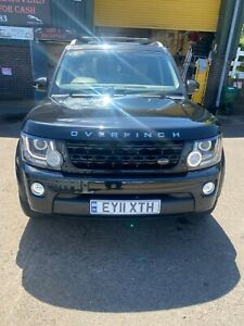 L/Rover Discovery 4 3.0 HSE Diesel SDV6 Automatic 7 Seater Black Overfinch Look
