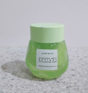 Glow Recipe Avocado Melt Retinol Eye Sleeping Mask 15 ml Full Size Free Aus Post