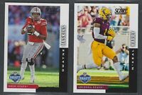 2019 Score Football NFL Draft Insert RCs COMPLETE YOUR SET You Pick!