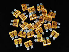 25 Pack 5 Amp ATC ATO Blade Fuse Auto Car Boat Marine Truck Motorcycle 5A