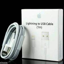 Lot De 2 Cable Neuf pour Apple Chargeur Lightning Usb iPhone 5/6/7/8/+ ipad mini