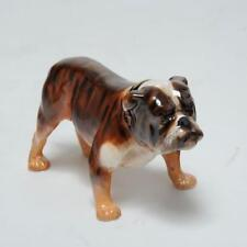 Royal Doulton British Bulldog Porcelain Figurine Hn 1047 D