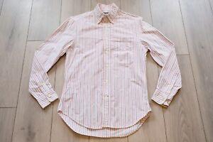 Gitman Vintage Oxford Cloth Button Down Shirt S