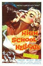 High School Hellcats Movie Poster 24in x 36in