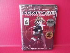 Armitage Dual Matrix DVD Special Edition Featuring Juliette Lewis 2002 Ages 16+