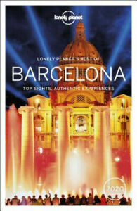 Lonely Planet Best of Barcelona 2020 by Lonely Planet #54922 U
