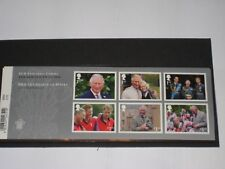 Gb 2018 Miniature Sheet 70th Birthday of Hrh The Prince of Wales Prince Charles