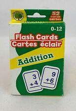 Teaching Tree - Math Learning Flash Cards - Addition 52/Pk