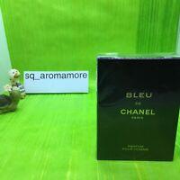 CHANEL Bleu de Chanel  3.4 fl.oz / 100 ml  Men's  Parfum Spray New!
