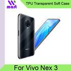 Vivo Nex 3 TPU Transparent Soft Case / Protective Cover wmart