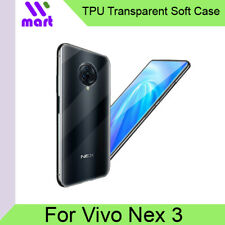 Vivo Nex 3 TPU Transparent Soft Case / Protective Cover wmart