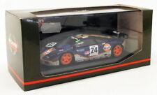 Voitures miniatures de tourisme bleus pour McLaren