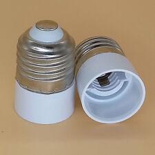 New E27 to E14 Base LED Light Bulb Lamp Converter Screw Socket Adapter Holder