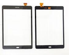 "New Samsung Galaxy Tab A 9.7"" SM-T550 SM-T555 Touch Screen Digitizer Black"