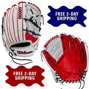 """2021 Wilson A2000 12.25"""" Fastpitch Softball Glove MA14 Monica Abbott Model"""