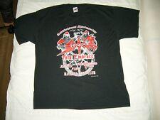 SODOM, FATAL EMBRACE – very rare original 2004 ANTICHRISTMAS METALMEETING Shirt!