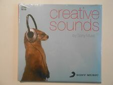 CREATIVE SOUNDS BY SONY : F. STAHL/IDOL/Y.NOAH ♦ CD COMPIL NEUF PORT GRATUIT ♦