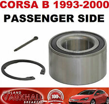 CORSA B FRONT WHEEL BEARING KIT PASSENGER NEAR SIDE CLUB VEGAS LS ENVOY GLS