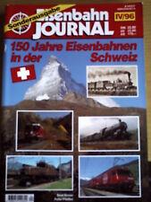 Eisenbahn Journal IV 1996 - SONDERAUSGABE