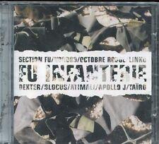 "SECTION FU ""Fu infanterie"" (CD) -NEW / NEUF-"