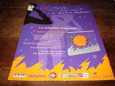 BEATRICE ARDISSON - PUBLICITE / ADVERT BOWIE MANIA !!!!!