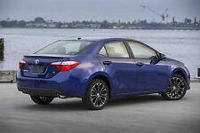 Spoiler for Toyota Corolla 2014 2015 2016 2017