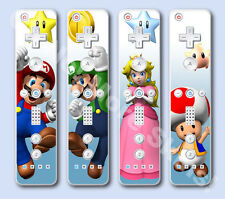 Wii Remote Wiimote Skin Vinyl Decal Sticker - Mario & Friends
